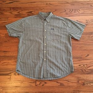 Vintage Chaps Ralph Lauren S/S ButtonDown Shirt XL